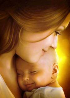 Mom Love Baby Wallpaper : How to stop the mind from wandering? Radhanath Swami Leadership and Spirituality